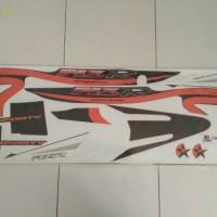 Striping Yamaha Fiz R / F1ZR Caltex 4