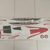 Striping Yamaha Fiz R / F1ZR Caltex 1