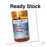 Super Lecithin 1200mg healthy care