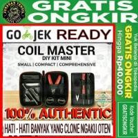Jual [ AUTHENTIC ] DIY KIT MINI COIL MASTER (*not jig v3 or coiljig UD v4 Murah