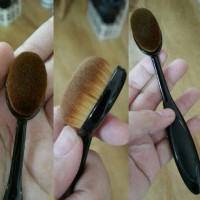 Jual D6132 Oval Blending Brush  Kuas Make Up KODE RR6132 Murah