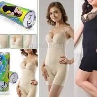 Jual Natural Bamboo Kaleng Slimming Suit Pakaian Celana Dala Promo Murah