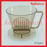 Jual Plastic Dripper V60 Coffee Kaffeebaum Murah