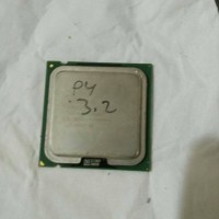 Jual processor. intel pentium 4 lga 3.2gh Murah