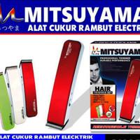 Alat Cukur Rambut Elektrik / Hair Trimmer Set Mitsuyama MS-5022