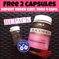 Jual Blackmores Pregnancy & Breastfeeding Gold Repack 50 Capsules Eceran Murah