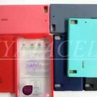 Jual GRATIS ONGKIR Case Spotlite Candy Blackberry Z3 - Softcase Matte  Murah