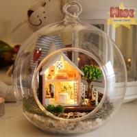 Jual DIY Cute Room Mini Series - Pandora Magic Garden Murah