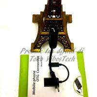Kabel OTG V8 Gepeng (Sony, Samsung, Oppo, dll)