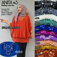 Jual anita 3 batwing ori by Radea hijab Murah