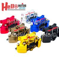 Kaliper Brembo 4 Piston Full CNC Universal