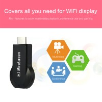 MiraScreen AnyCast EzCast M2 HDMI Dongle WiFi Display Receiver