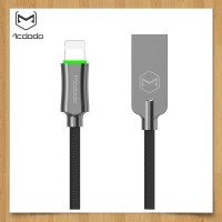 Jual MCDODO Auto Disconnect Lightning Data Cable 1.2M [CA-3901] - Black Murah