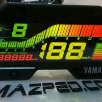 Speedometer new Vixion Led 5 speed
