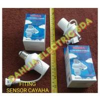 Fiting Sensor Cahaya