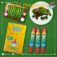 Jual Sosis Ayam Magnuzz Cabai Hijau 35 gr Murah