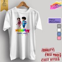Baju kaos t-shirt dewasa/anak KARTUN TV HAPPY HOLY KIDS 02