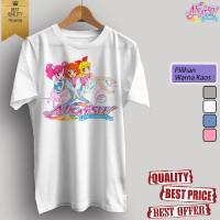 Jual Baju kaos t-shirt dewasa/anak KARTUN TV AIKATSU 10 Murah