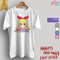 Jual Baju kaos t-shirt dewasa/anak KARTUN TV AIKATSU 29 Murah