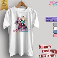 Jual Baju kaos t-shirt dewasa/anak KARTUN TV AIKATSU 26 Murah