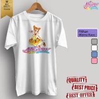 Jual Baju kaos t-shirt dewasa/anak KARTUN TV AIKATSU 21 Murah