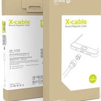 Jual kabel magnetic charger type c WSKEN / kabel charger type c Murah