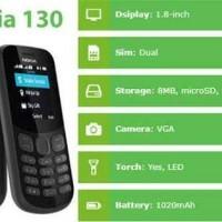 NOKIA 130 DUAL SIM (NEW) -RESMI NOKIA