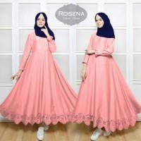 Jual Maxi Balotelly rosena Peach [Hijab 0105] QHW Murah