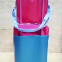 Jual Hello Kitty Set Koper dan Lunch Bag Anak Bahan Sponge T Murah Murah