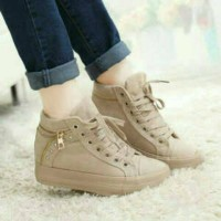 Harga sepatu wanita sneakers boot bm29 tan boots adidas nike converse  33038eeced