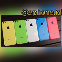 iPhone 5c 16GB - Yellow / Green / White / Blue / Pink
