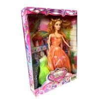 Jual Boneka barbie Princess Adorable  (0235- A1-A2) Murah