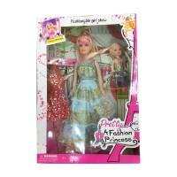 Jual Boneka Barbie Pretty Fashion Princess (1322-1-2) Murah