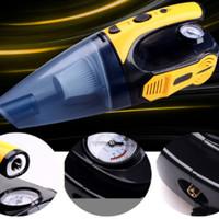 Jual JUAL 4 in 1 Car Vacuum Cleaner Portable High Power Tire Inflator Murah