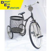 Miniatur Sepedah Keranjang (HAC-75)