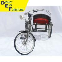 Miniatur Sepedah Penang (HAC-76)