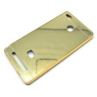 Jual Aluminium Bumper with Mirror Back Cover for Xiaomi Mi Informas Murah Murah