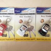 Jual Gantungan Kunci Siul On Off - Key Finder Car LED - Ganc Murah Murah