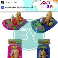 Jual Mainan Anak Bayi Mandi / Baby Bath Tub Murah