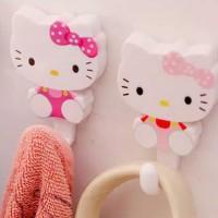 Jual Cop Gantungan Serbaguna Baju Celana Handuk Dress Hello Kitty Murah