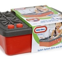 Jual Dapur Dapuran Little Tikes Splish, Splash Sink and Stove Murah