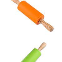Jual Rolling Pin silikon, Penggiling adonan, Stick roll silikon makanan Murah