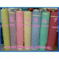 Kain meteran kain waterproof/anti air/ompol bahan premium per meter