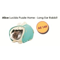 AE149 Ludica Puzzle Home - Long Ear Rabbit