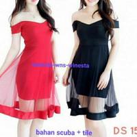 Jual DRESS SABRINA IMPORT Murah