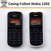 Casing / Kesing Fullset / Full Set Nokia 1202 Ori China