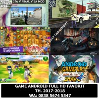 Game Android Full HD Favorit Update 2017-2018