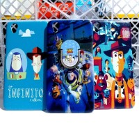 Jual Silicon Casing Softcase Hard toystory Sony Xperia M & M2 Murah