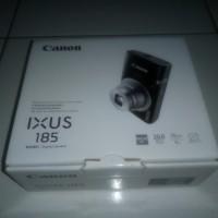 Jual Canon IXUS 185 Black Camera   Kamera Compact Digital IXUS185 Black Murah