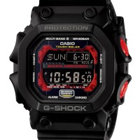 Casio G-Shock GXW-56-1AJF Multi Band Water Resistant 200M Resin Band